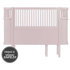 Achat Lit bébé Lit Bébé Evolutif Sebra Bed Rose - 70 x 110 cm