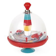 Achat Mes premiers jouets Toupie Musicale Pompiers