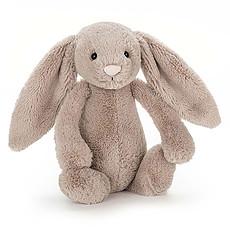 Achat Peluche Peluche Bashful Bunny Chime - Beige