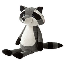 Achat Peluche Folksy Foresters Raton-Laveur