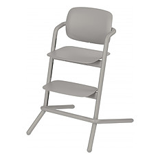 Achat Chaise haute Chaise Haute Lemo - Storm Grey
