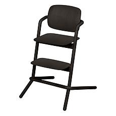 Achat Chaise haute Chaise Haute Lemo Bois - Infinity Black