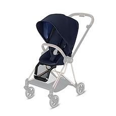 Achat Accessoires poussette Pack Siège Premium Mios - Indigo Blue