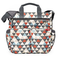 Achat Sac à langer Sac à Langer Duo Signature - Triangles