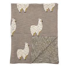Achat Linge de lit Couverture Coton Lama