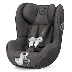Achat Siège auto et coque Siège Auto Sirona Z i-Size Plus SensorSafe Groupe 0+/1 - Manhattan Grey