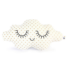 Achat Coussin Coussin Nuage Etoiles Or