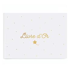 Achat Livre & Carte Livre d'or - Blanc