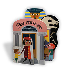 Achat Livre & Carte Collection Les Ingela - Au musée