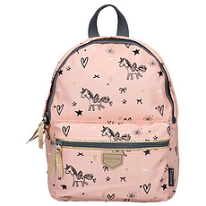 Achat Bagagerie enfant Fearless - Sac à Dos Licorne - Rose