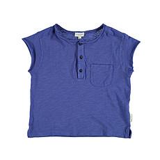 Achat Haut bébé T-Shirt Bleu - 3 Mois