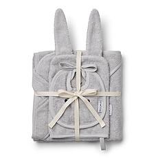 Achat Linge & Sortie de bain Pack Adele Rabbit - Dumbo Grey