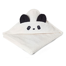 Achat Linge & Sortie de bain Cape de Bain Augusta Panda - Crème de la Crème