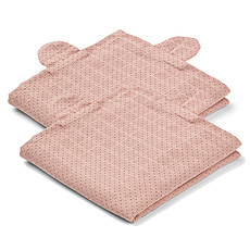 Achat Lange Lot de 2 Langes Hannah Mr Bear - Little Dot & Rose