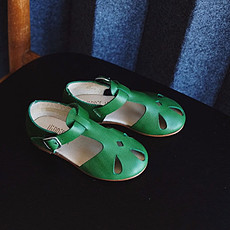Achat Chaussons & Chaussures Sara Salomé Vert - 26