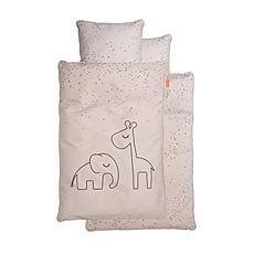 Achat Linge de lit Parure Dreamy Dots Rose Poudré - 100 x 140 cm