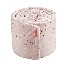 Achat Linge de lit Tour de Lit Dreamy Dots - Rose Poudré