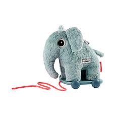 Achat Mes premiers jouets Jouet à Tirer Elphee - Bleu