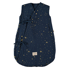 Achat Gigoteuse Gigoteuse Dreamy Gold Stella & Night Blue - 0/6 Mois