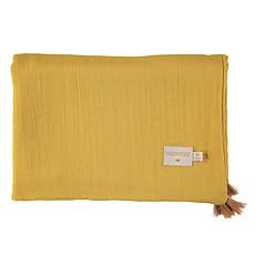 Achat Linge de lit Couverture d'Eté Treasure - Farniente Yellow