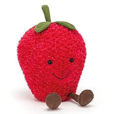 Achat Peluche Peluche Amuseable Strawberry - Large