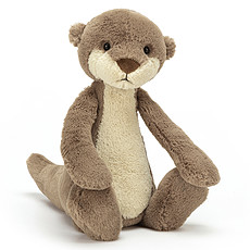 Achat Peluche Bashful Otter - Medium