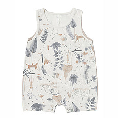 Achat Vêtement layette Barboteuse Jungle
