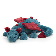 Achat Peluche Dexter Dragon - Large