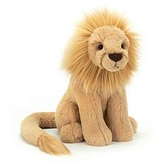 Achat Peluche Peluche Leonardo Lion 26 cm