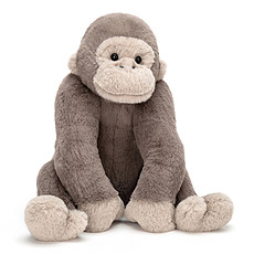 Achat Peluche Gregory Gorilla - Medium