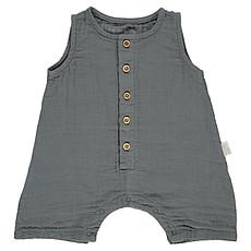 Achat Vêtement layette Combinaison Courte Poivre - Iron Gate