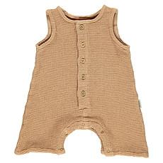 Achat Robe & combinaison Combinaison Courte Poivre Indian Tan - 18 Mois