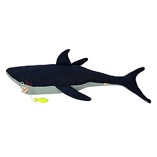 Achat Peluche Vinnie Le Requin - Grand