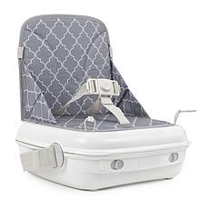 Achat Chaise haute Rehausseur Portable YummiGo - Gris