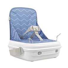 Achat Chaise haute Rehausseur Portable YummiGo - Bleu