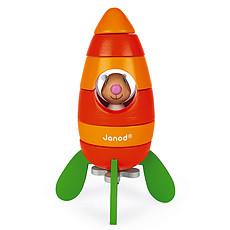 Achat Mes premiers jouets Fusée Carotte Magnétique