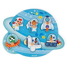 Achat Mes premiers jouets Puzzle Happy Space