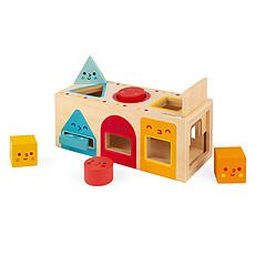 Achat Mes premiers jouets Boîte à Formes Géométriques