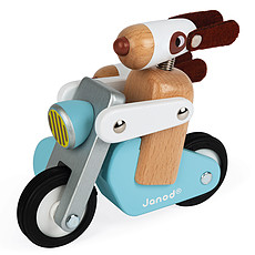 Achat Mes premiers jouets Sidecar Spirit Philip