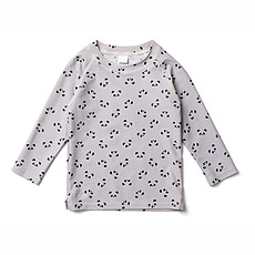 Achat Vêtement layette T-Shirt Noah - Panda Dumbo Grey