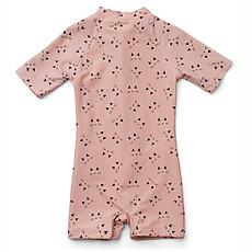 Achat Accessoires bébé Combishort de Bain Max - Cat Rose