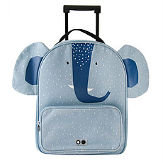 Achat Bagagerie enfant Valise Trolley Mrs. Elephant