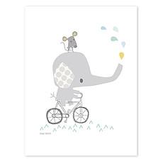 Achat Affiche & poster Affiche Bébé Eléphant