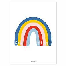 Achat Affiche & poster Affiche Arc-En-Ciel