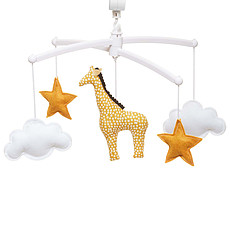 Achat Mobile Mobile Girafe - Jaune