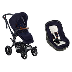 Achat Poussette combinée Poussette Duo Crosswalk-R et Matrix Light 2 - Sailor