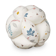 Achat Mes premiers jouets Balle Sensorielle - Pressed Leaves Rose