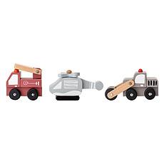 Achat Mes premiers jouets Set de 3 Engins