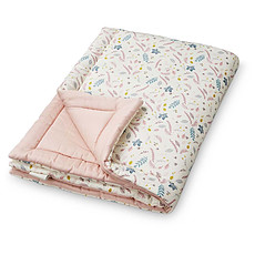 Achat Linge de lit Couverture - Pressed Leaves Rose