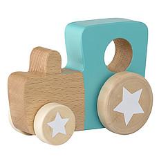 Achat Mes premiers jouets Tracteur Bleu